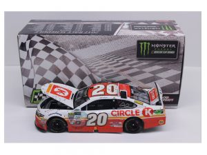 matt kenseth 1/24 circle k phoenix raced version win diecast