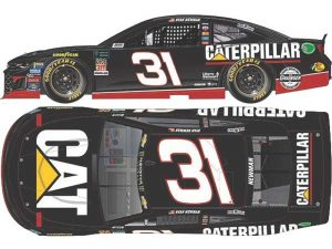 ryan newman 2018 caterpillar darlington diecast