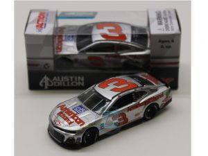 austion dillon 2018 darlington throwback 1/64 diecast