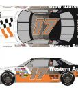 darrell waltrip 1992 western auto darlington raced version diecast