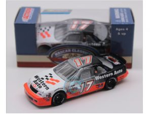 darrell waltrip 1992 darlington win 1/64 diecast