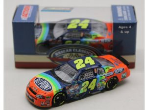 jeff godon 1998 atalanta raced version win 1/64 diecast