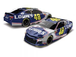 jimmie johnson 2018 lowes finale nascar diecast