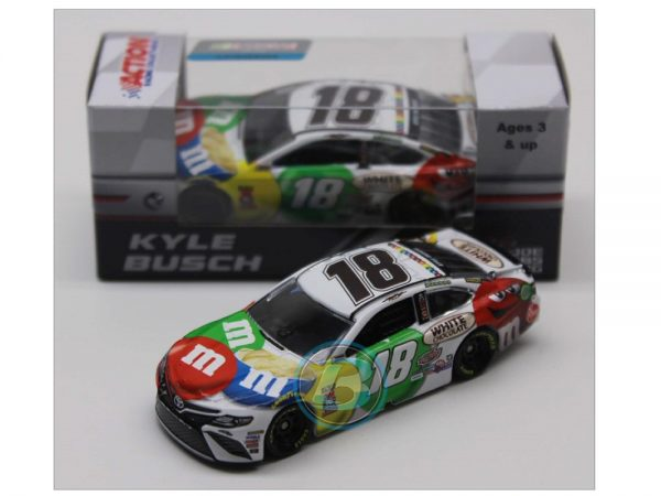 kyle busch 2018 white chocolate 1/64 diecast