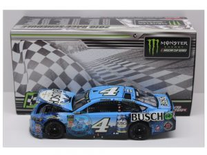kevin harvick 2018 new hampshire raced version win 1/24 diecast
