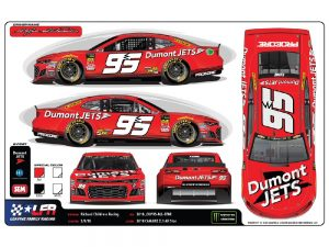 kasey lakne 2018 dumont jets darlington throwback diecast