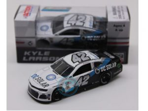 kyle larson 2018 dc solar darlington throwback 1/4 diecast