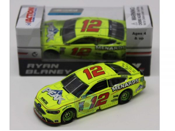 yan blaney 2018 can am duel winner 1/64 diecast