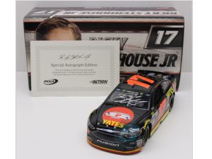 ricky stenhouse jr 2017 robert yates tribute 1/24 diecast