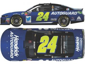 william byron 2018 hendrick autoguard diecast