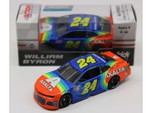 william byron 2018 axalta darlington 1/64 diecast