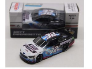 MATT DiBenedetto 2018 KEEN PATS DARLINGTON 1/64 DIECAST