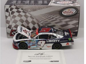 WILLIAM BYRON 2017 PHOENIX RACED VERSION WIN 1/24 DIECAST