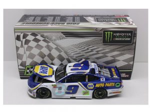 chase elliott 2018 cam-am -duel raced version win 1/24 diecast