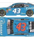 bubba wallace jr 2018 pioneer records managment diecast