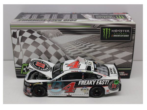 kevin harvick 2018 all star raced version win 1/24 diecast