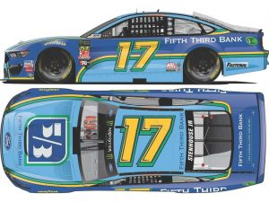 ricky stenhouse 2019 fifth third nascar diecast