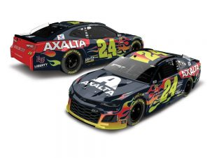 william byron 2019 axalta nascar diecast