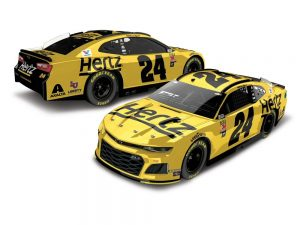 william byron 2019 hertz nascar diecast