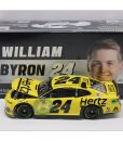 william byron 2019 hertz 1/24 diecast