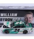 william byron 2019 unifirst 1/24 diecast