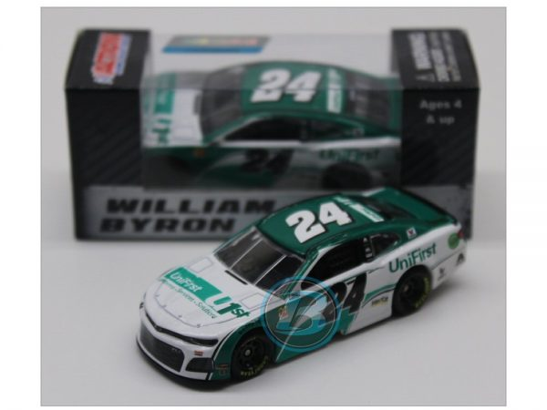william byron 2019 unifirst 1/64 diecast