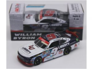 william byron 2017 homestead raced win 1/64 diecast