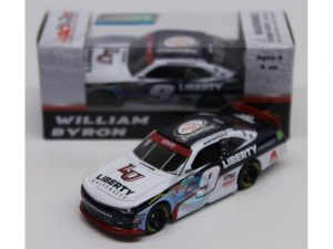 william byron 2017 xfinity series 1/64 diecast