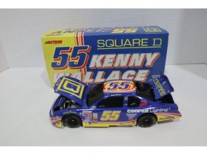 kenny wallace 2000 square d 1/24 diecast