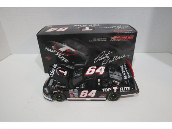 rusty wallace 2005 top flite 1/24 diecast