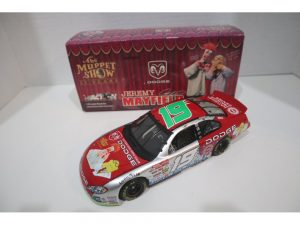 jeremy mayfield 2002 muppets 25th anniversary beaker 1/24 diecast