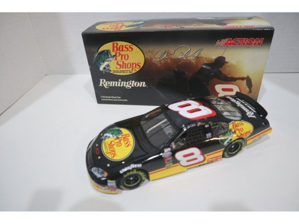 hank parker jr 2003 bass pro shops 1/24 diecast