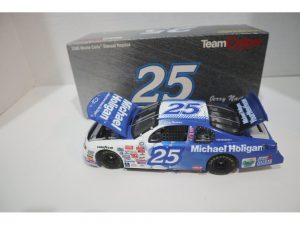 jerry nadeau 2000 michael holigan 1/24 diecast