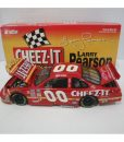 larry pearson 1999 cheez-it 1/24 diecast