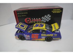 kenny wallace 1999 square d 1/24 diecast