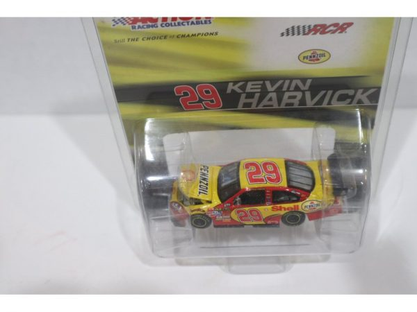 kevin harvick 2008 shell 1/64 diecast