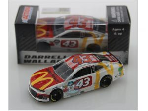bubba wallace jr 2019 mcdonalds team bacon 1/64 diecast