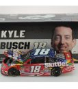 kyle busch 2019 skittles red white and blue 1/24 diecast