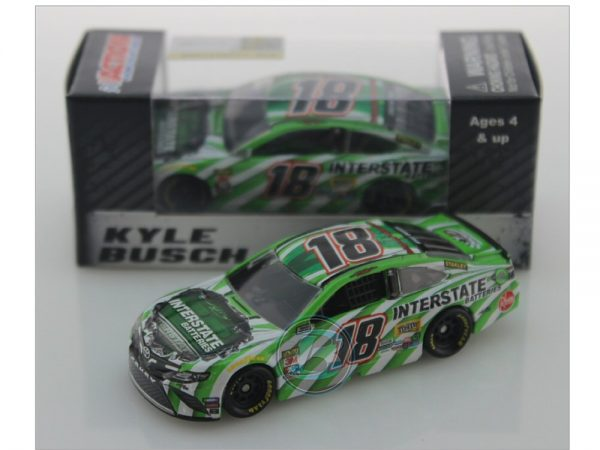 kyle busch 2019 interstate batteries 1/64 diecast