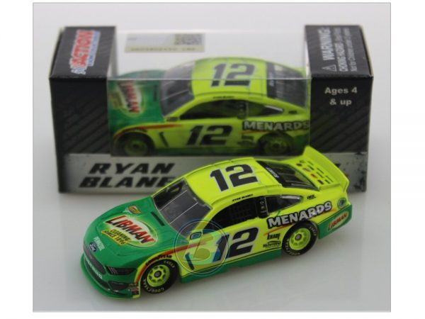 ryan blaney 2019 libman 1/64 diecast