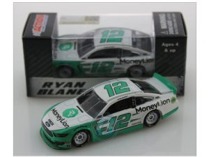 ryan blaney 2019 moneylion 1/64 diecast