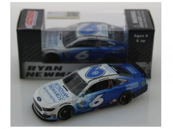ryab newman 2019 wynham rewards 1/64 diecast
