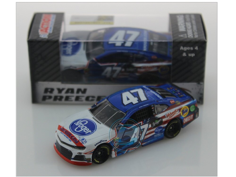 Ryan Preece #47 2019 Kroger 1:64 Action Nascar Diecast - At The Track  Racing Collectibles