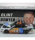 clint bowyer 2019 toco warranty 1/24 diecast