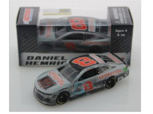daniel hemric 2019 caterpillar darlington throwback 1/64 diecast