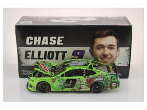 chase elliott 2019 mountain dewnited states 1/24 diecast
