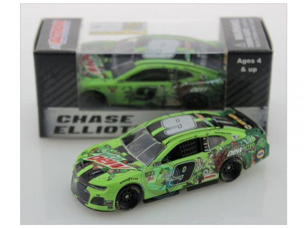 chase elliott 2019 mountain dewnited 1/64 diecast