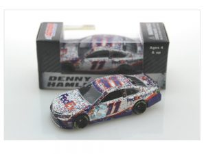 denny hamlin 2019 daytona win raced version 1/64 diecast