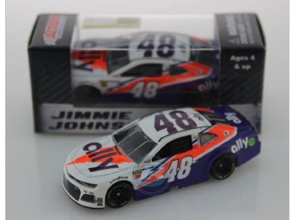 jimmie johnson 2019 ally financial darlington 1/64 diecast