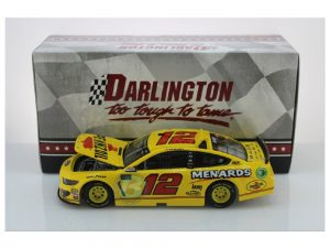 ryan blaney 2019 Pennzoil darlington 1/24 diecast
